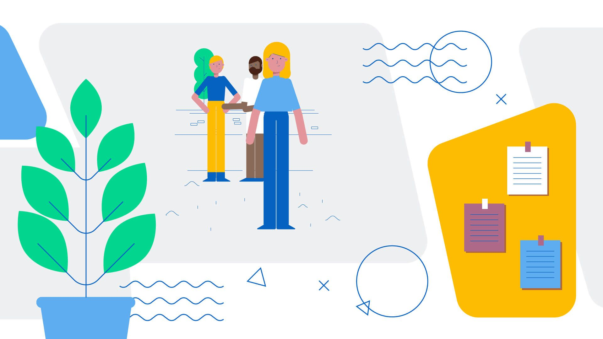 animation explainer for CampusGroups