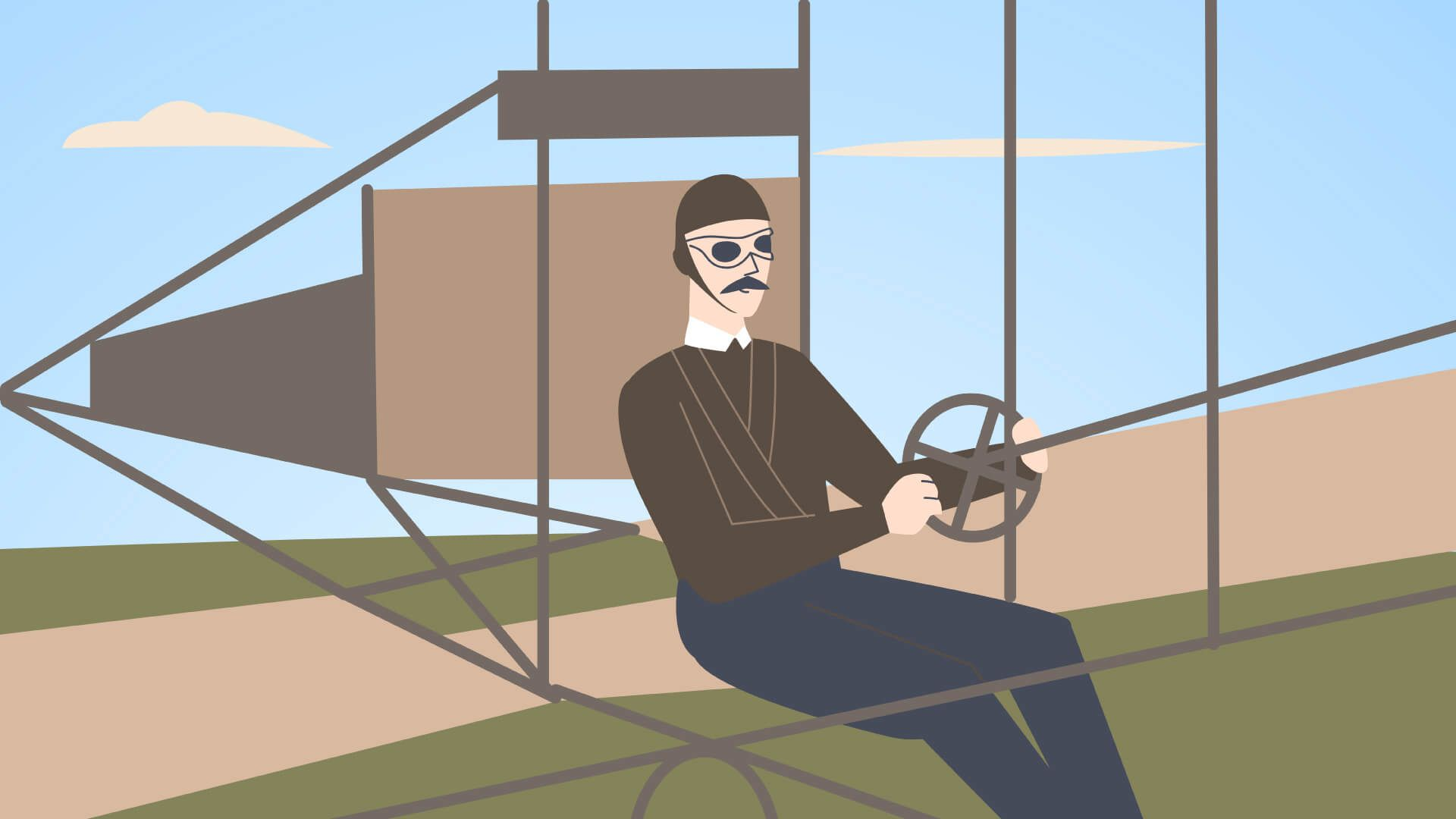 animated video for business - Curtiss Wright's Sensors & Controls