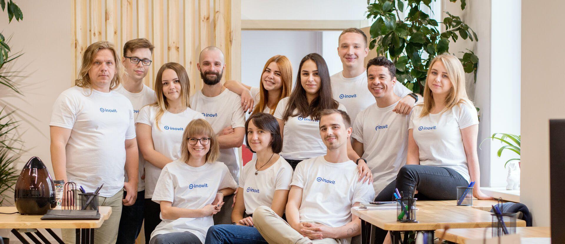 team Inovit agency