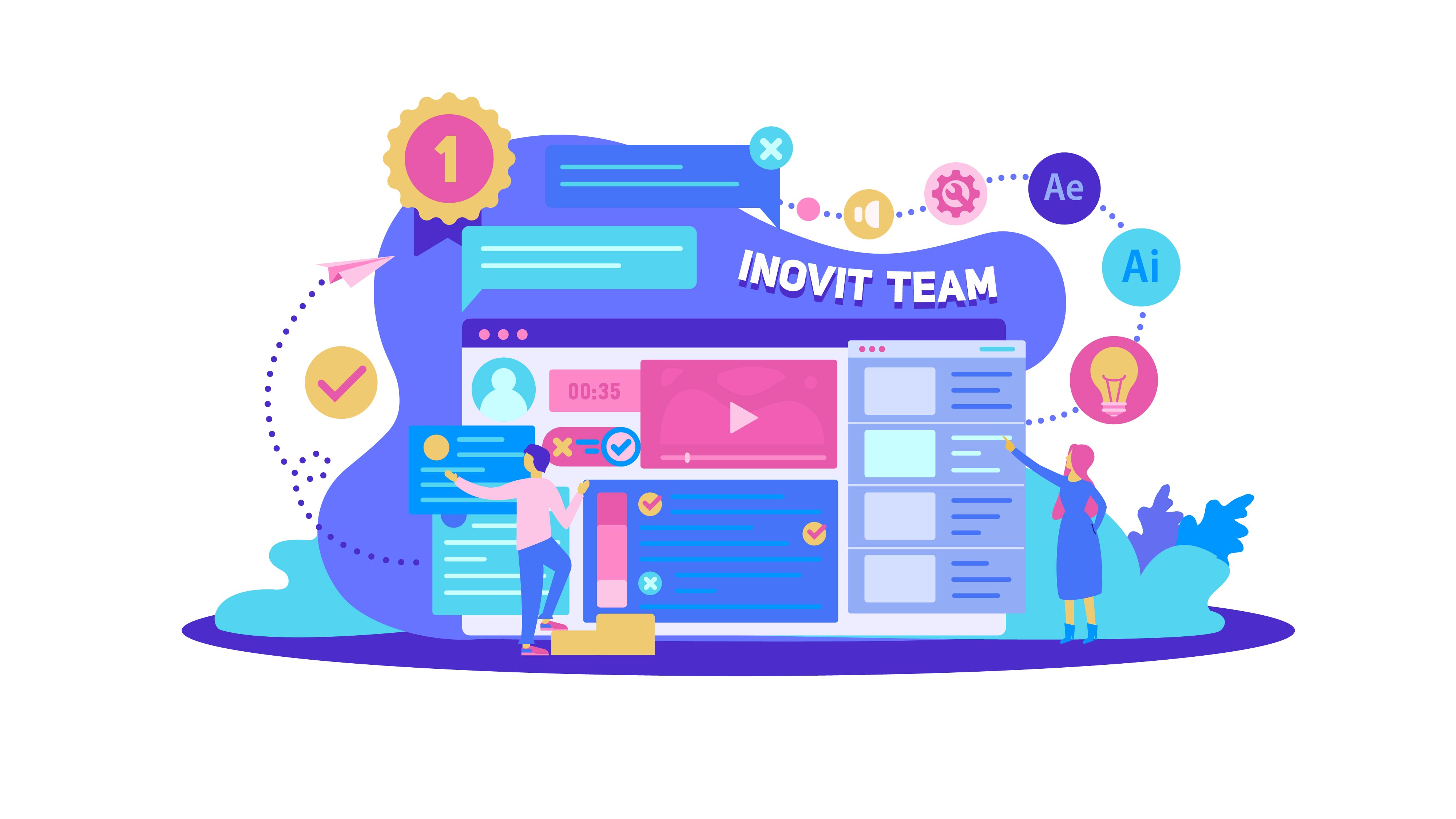 article Inovit - Why Working With a Group of Professionals is More Practical than Hiring Freelancers