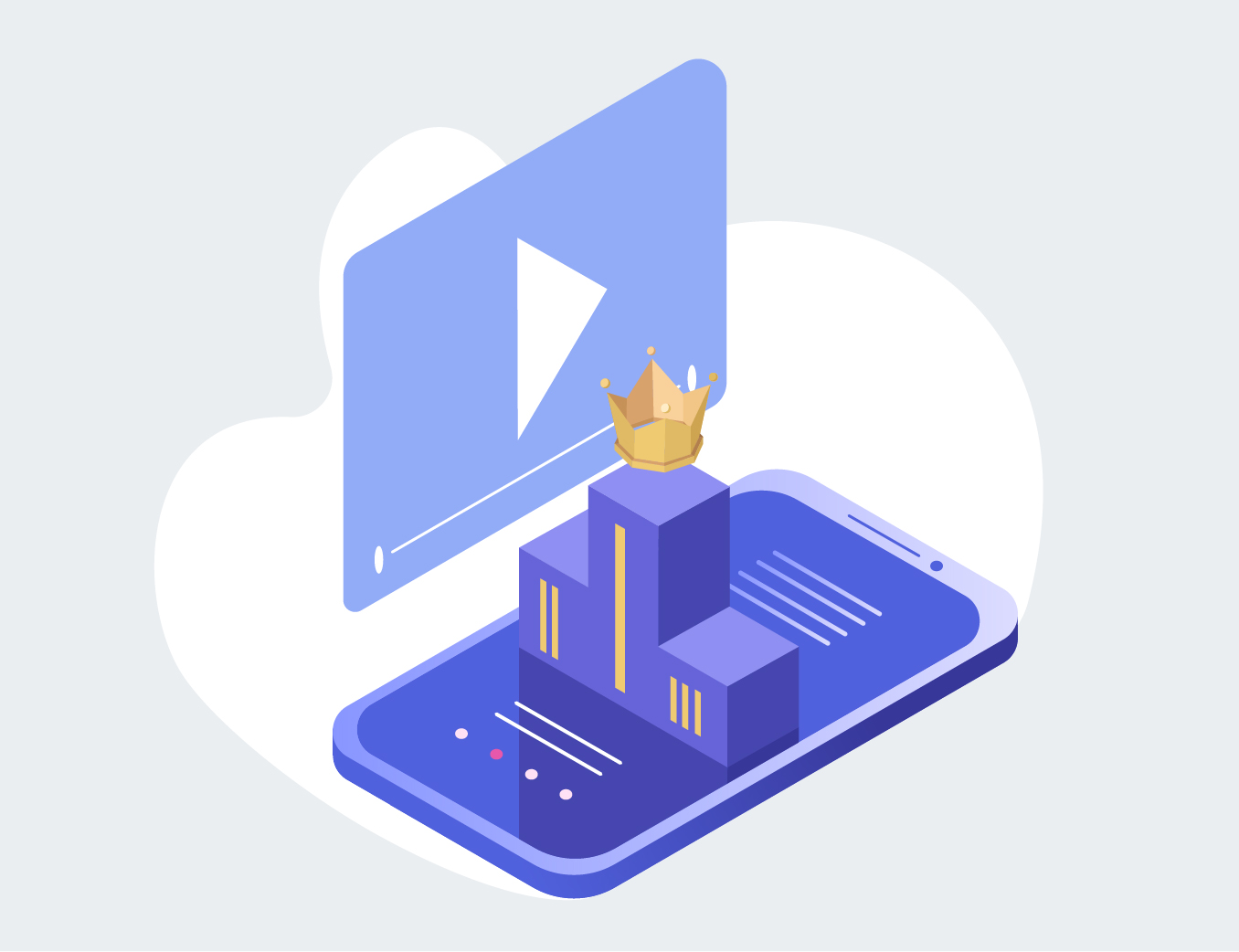 article Inovit - Animated video – the best way to promote mobile app